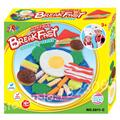 Kids Playdough Nutritious Breakfast eggs vegetables DIY Malleable Fimo Polymer Modelling Soft Clay Blocks Plasticine  kids toy