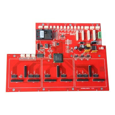 Challenger / Infiniti FY-3286T / FY-3286J Printer Printead Board challenger infiniti printer leadshine ac servo motor driver acs806 03 for fy 3206ha fy 3208ha printer