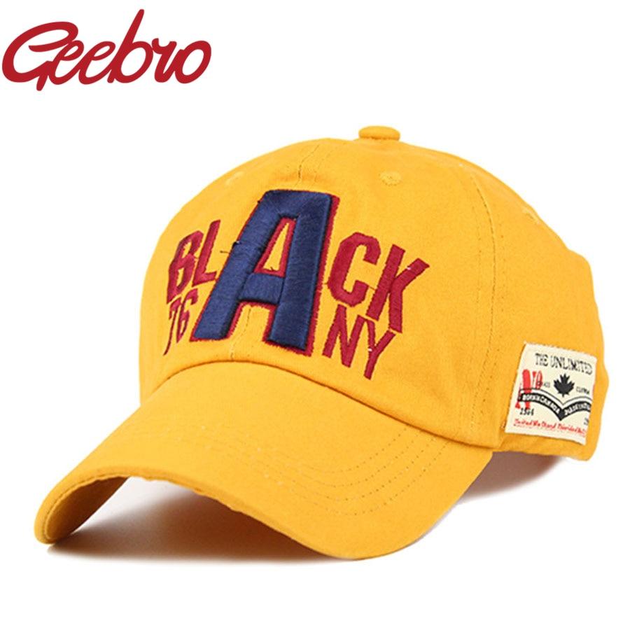 264d7262942 New Brand Letter BLACK Snapback Baseball Cap Snapback Casual Golf Polo Caps  Hip Hop Bone Gorras Casquette for Men Women JS036-in Baseball Caps from  Men s ...