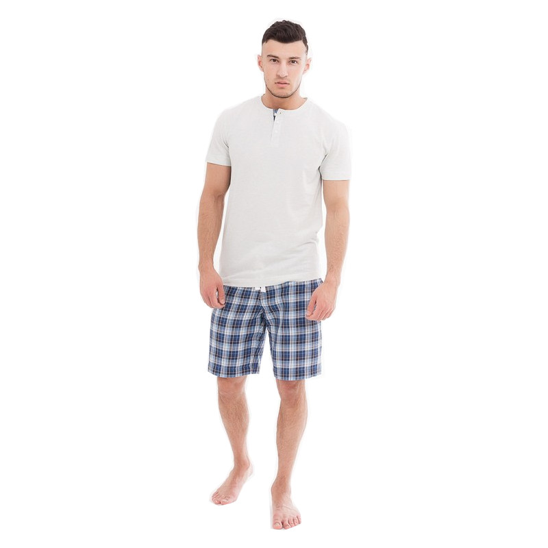 Men's set t-shirt+shorts Mark Formelle 591013-17-358-14 cotton clothing for male TmallFS contrast lace cami with shorts pajama set
