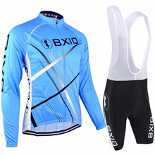 BXIO Cycling Sets New Bike Clothing Over Size Bicycle Clothes Enzyme Washed Cycling Sets Bretelle Ciclismo Ropa Ciclismo 047