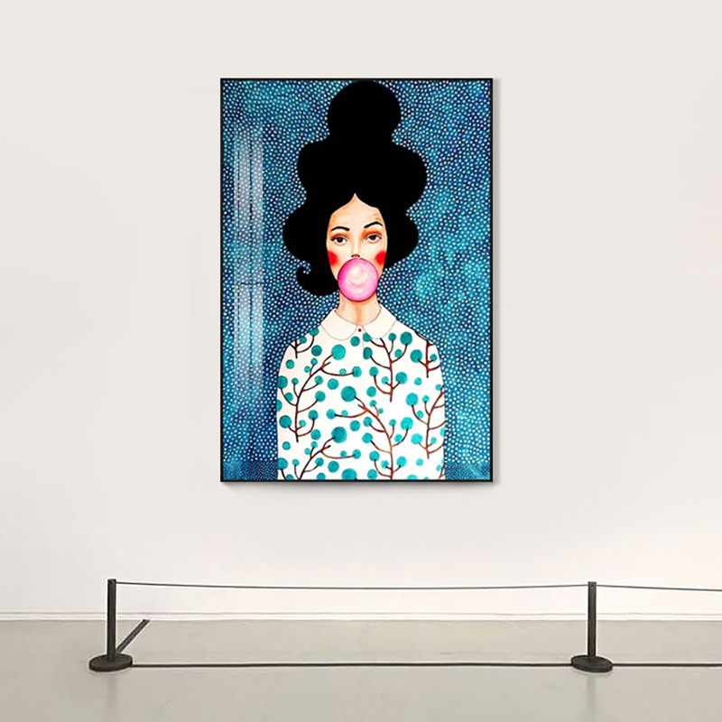 Nordic Modern Style Handdraw Characters Colorful Canvas Painting Poster Print Decor Wall Art Pictures For Living Nordic Modern Style Handdraw Characters Colorful Canvas Painting Poster Print Decor Wall Art Pictures For Living Room Bedroom