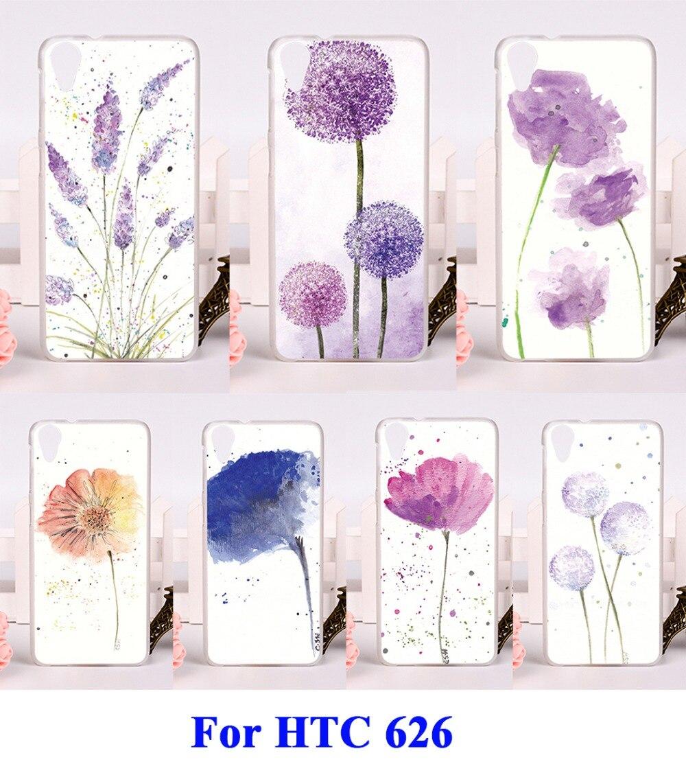 Galleria fotografica Mobile Téléphone Cas Pour HTC Desire 626 650 A32 628 826 D826 526 326 816 800 828 830 à Couverture Rigide En Plastique Souple TPU Shell Logement Sac