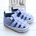 2017 Summer Baby Sandals Baby First Walkers Cuet Soft Bottom Non-slip Toddler Shoes for Baby Boys