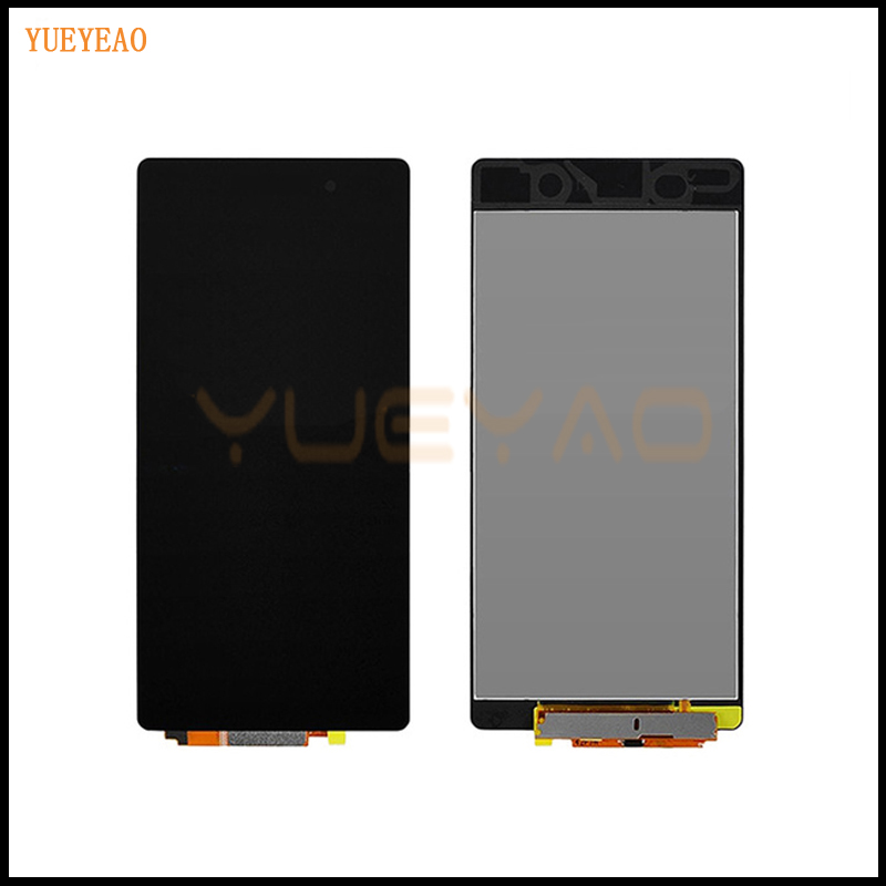 YUEYAO LCD Screen For Sony Xperia Z2 L50W D6503 LCD Display +Touch Screen Digitizer Full Assembly Replacement Parts, Z2 LCD for sony for xperia z2 lcd screen display digitizer assembly replacement for d6503 d6502 d6543