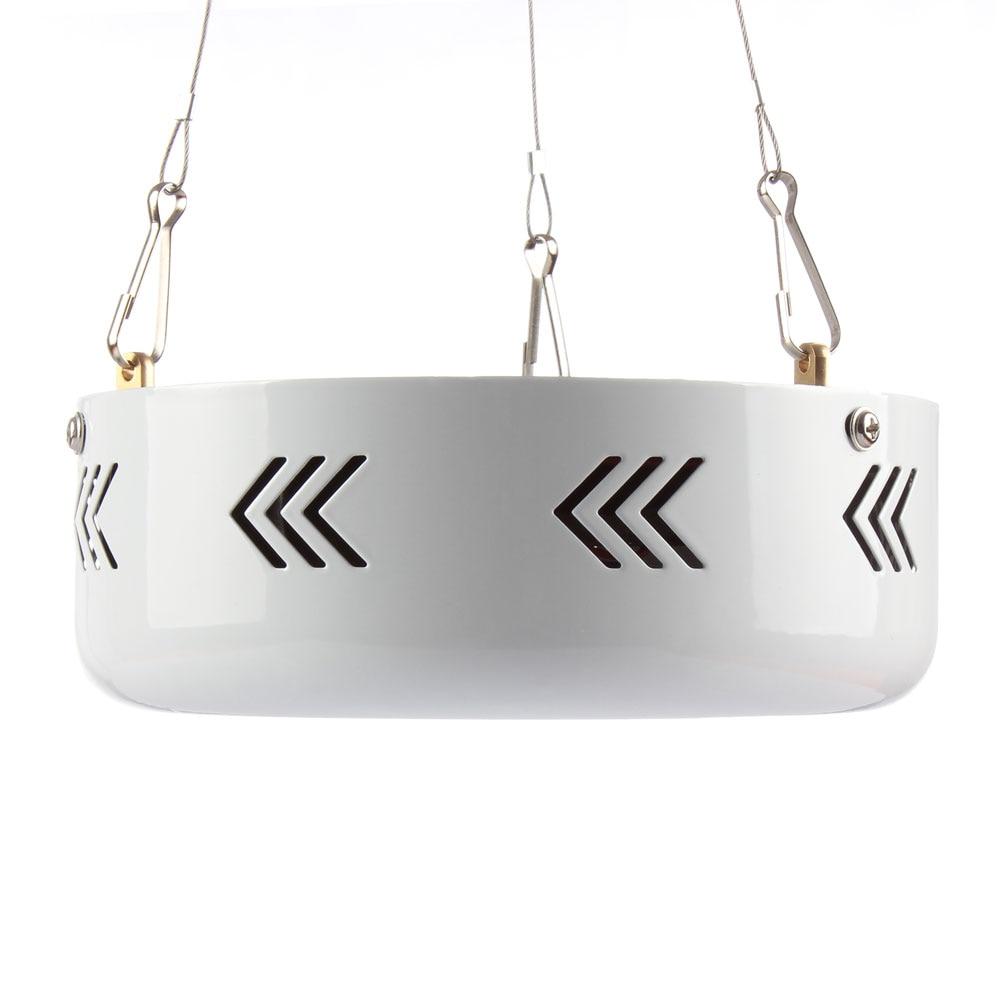 UFO 150 W LED à spectre complet élèvent des systèmes hydroponiques de lumières élèvent des lampes LED de boîte pour la plante - 4
