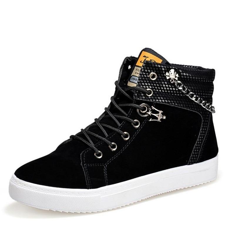 ФОТО Skateboarding Shoes Sneakers High Quality Men Sport Sneakers Light Male Shoe Size Eu 39-45 AA20049