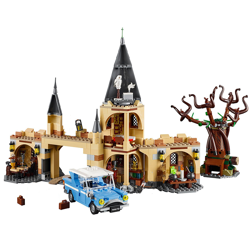New-Harry-Potter-Serises-843pcs-Hogwarts-Whomping-Willow-Compatible-Legoingly-Harry-Potter-75953-Blocks-Toys-For (2)