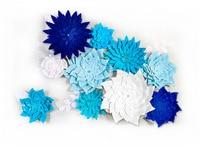 60 см 3D Бумага цветок партия Новогодние товары Свадебные украшения стены Искусственные цветы Романтический партия бумаги DIY цветы фон Декор