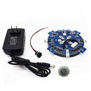 Image 5 - DIY 500g lewitacja magnetyczna moduł zawieszenie magnetyczne rdzeń z lampą LED AC12V 2A obwodu analogowego inteligentny D4 007