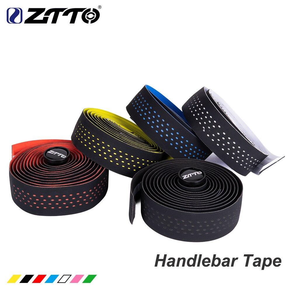 1 Pair Road Bike Bicycle Handlebar Bar Grip Wrap Ribbon Tape 2 Bar Plugs i1