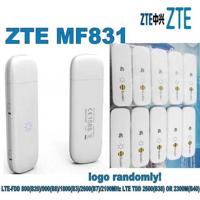 Huawei Lot of 10pcs ZTE MF831 4G LTE USB Modem