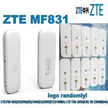Huawei Monte de 10 pcs ZTE MF831 4G LTE USB Modem