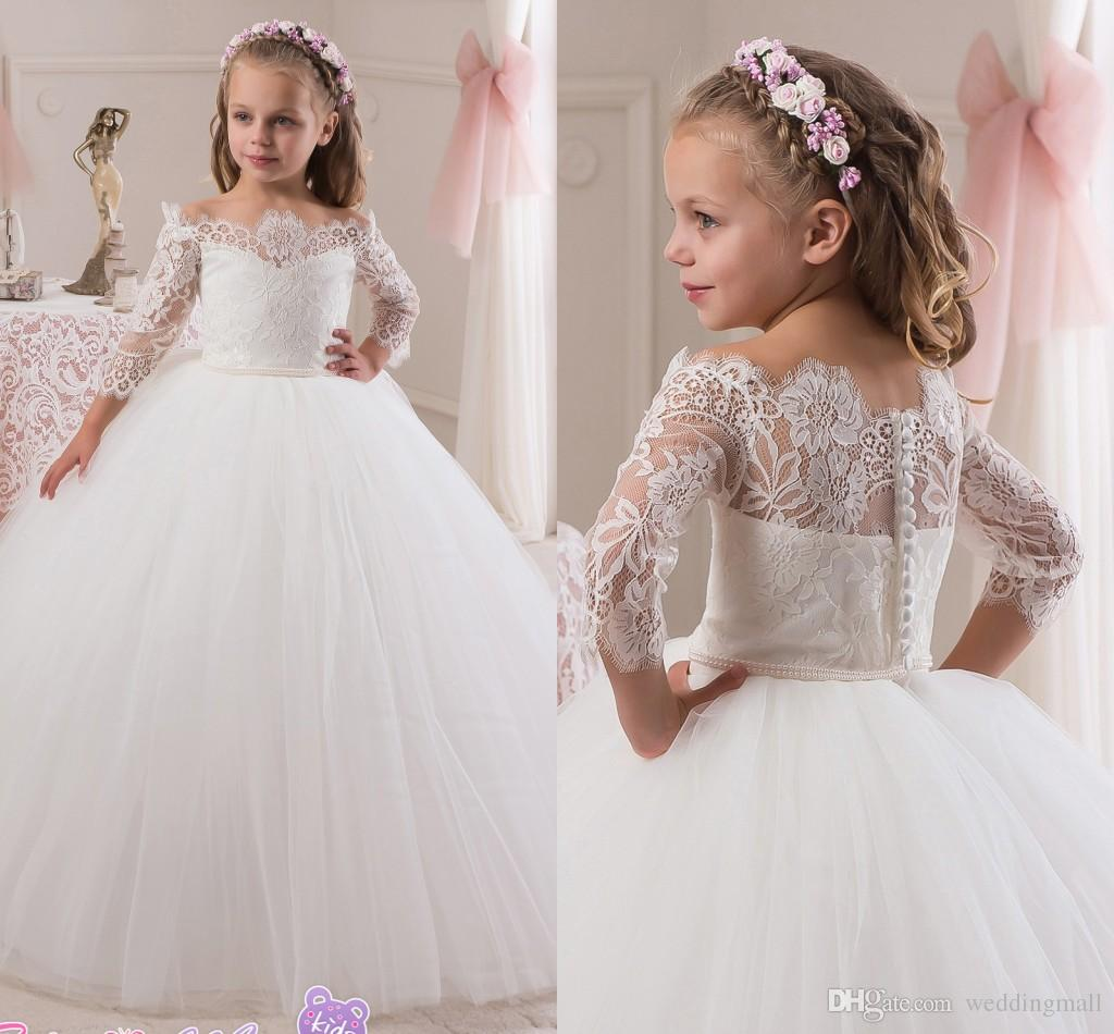 Online Buy Wholesale Beautiful Communion Dresses From