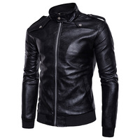 2017 New Men S Fashion Coat Autumn And Winter Clothing Color Coat New Trend Of Men