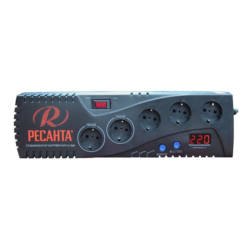 Voltage stabilizer RESANTA S-1500 generator avr se350 voltage regulator se350 voltage stabilizer voltage governor