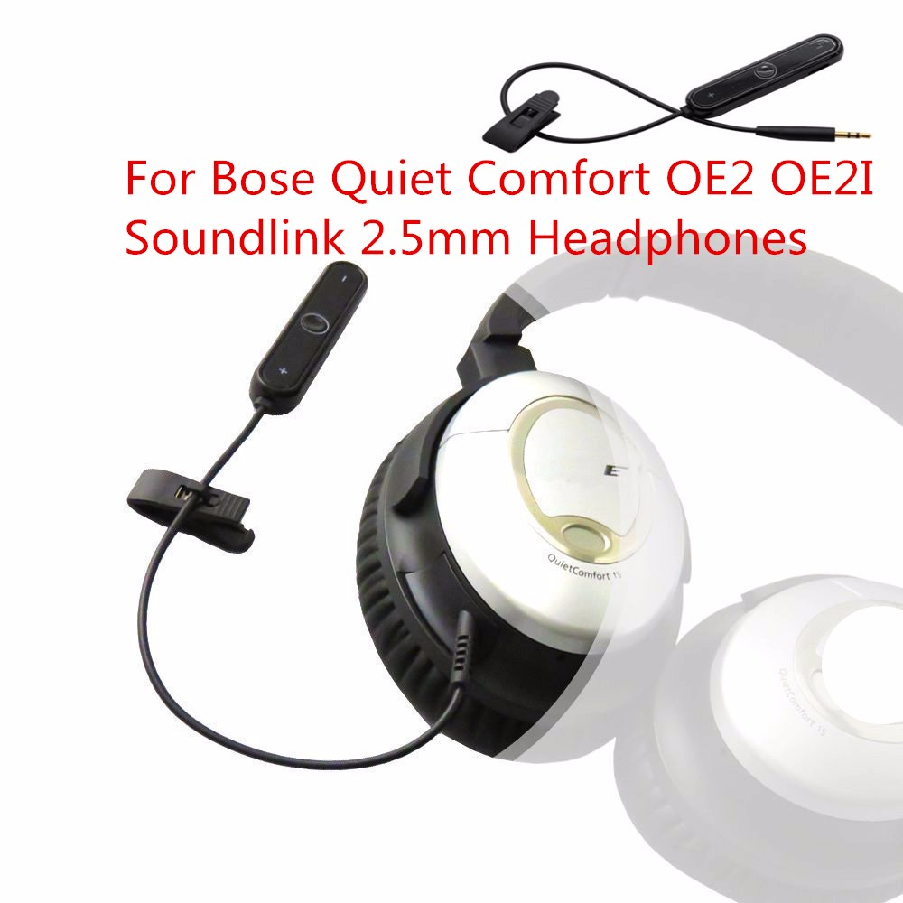 For Bose Quiet Comfort OE2 OE2I Soundlink 2.5mm Headphones