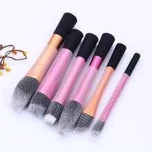 Best Quality Fashion 7 Style Foundation Beauty Cosmetic Powder Single Scattered Powder Painting Makeup Brush beauty tools