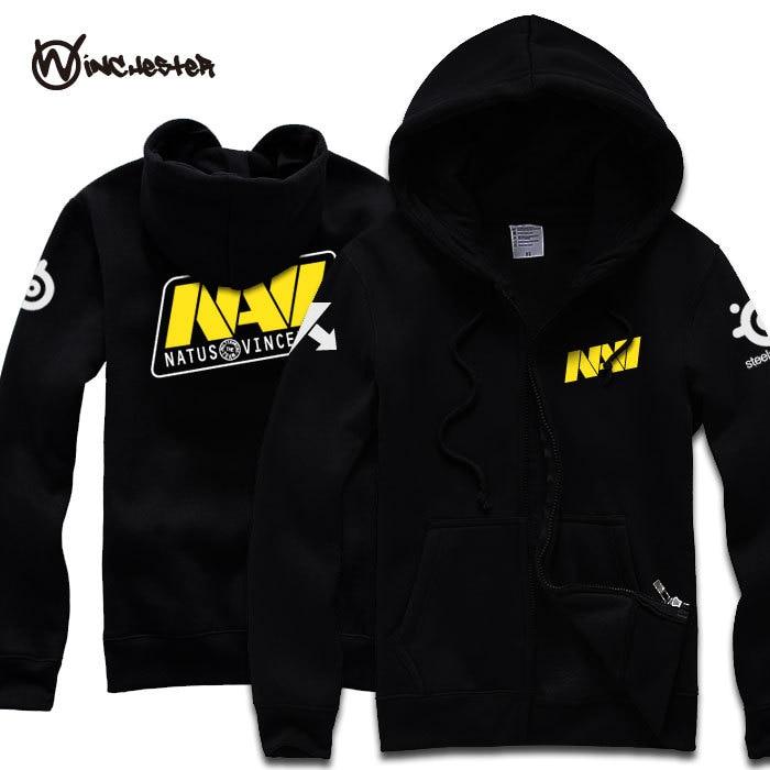 Ectic Navi Cardigan Sweatshirt Navi Fleece Hoody Cotton  Autumn And Winter Outerwear Breaking Bad Long-sleeved