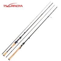 Tsurinoya 2Secs 652L 1.98m Spinning Rod Casting Rod 2 10g/3 8lb XF Action Carbon Lure Fishing Rods FUJI Accessories Pesca Olta
