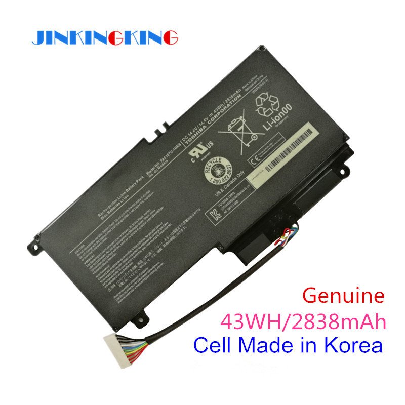 New PA5107U PA5107U-1BRS <font><b>Battery</b></font> for <font><b>Toshiba</b></font> <font><b>Satellite</b></font> L45 L45D <font><b>L50</b></font> S55 P55 L55 L55T P50 P50-A P55 S55-A-5275 S55-A5294 image