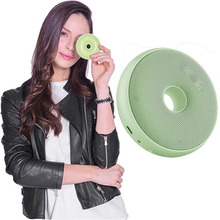 Mini Donut Portable Personal Air Purifier Ozone Generator Odor Eliminating Ionic Ionizers USB Refrigerator Car Freshener
