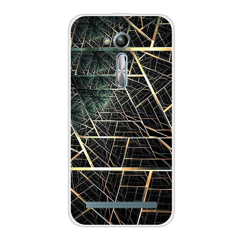 Чехол для телефона Asus Zenfone Go ZB500KL ZB500KG Coque из мягкого силикона с изображением жирафа для Asus Zenfone Go ZB500KG 5,0''