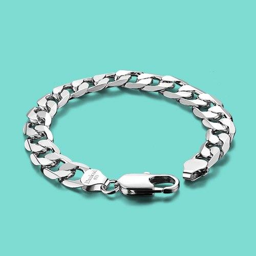 Zilveren armband 23 cm