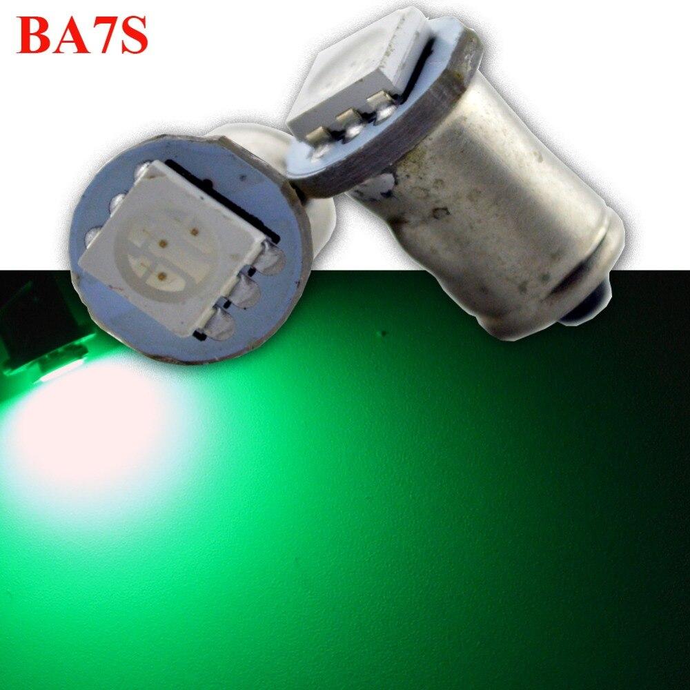3 Stk Glühlampe 6V 1,2W BA7s Instrumenten Glühbirne