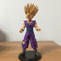 Japan Anime Number 12 Dragon Ball Z MSP Son Gohan Maquetas Resina Resin Action Figure Toy
