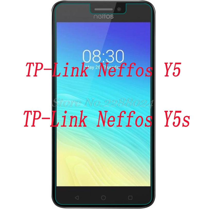 Smartphone 9H Tempered Glass  for TP-Link Neffos Y5s Y5  5.0  Explosion-proof Protective Film Screen Protector cover phoneSmartphone 9H Tempered Glass  for TP-Link Neffos Y5s Y5  5.0  Explosion-proof Protective Film Screen Protector cover phone