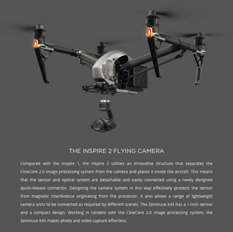 DJI X4S Camera Gimbal (6)