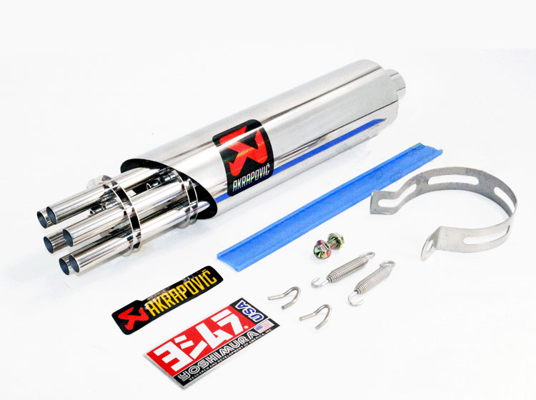 For Yamaha 100cc Gy6 All Engine Motorcycle Muffler System Modification Exhaust Systems Motorbike Scooter Moped Stainless Steelin: All About Exhaust Systems At Woreks.co
