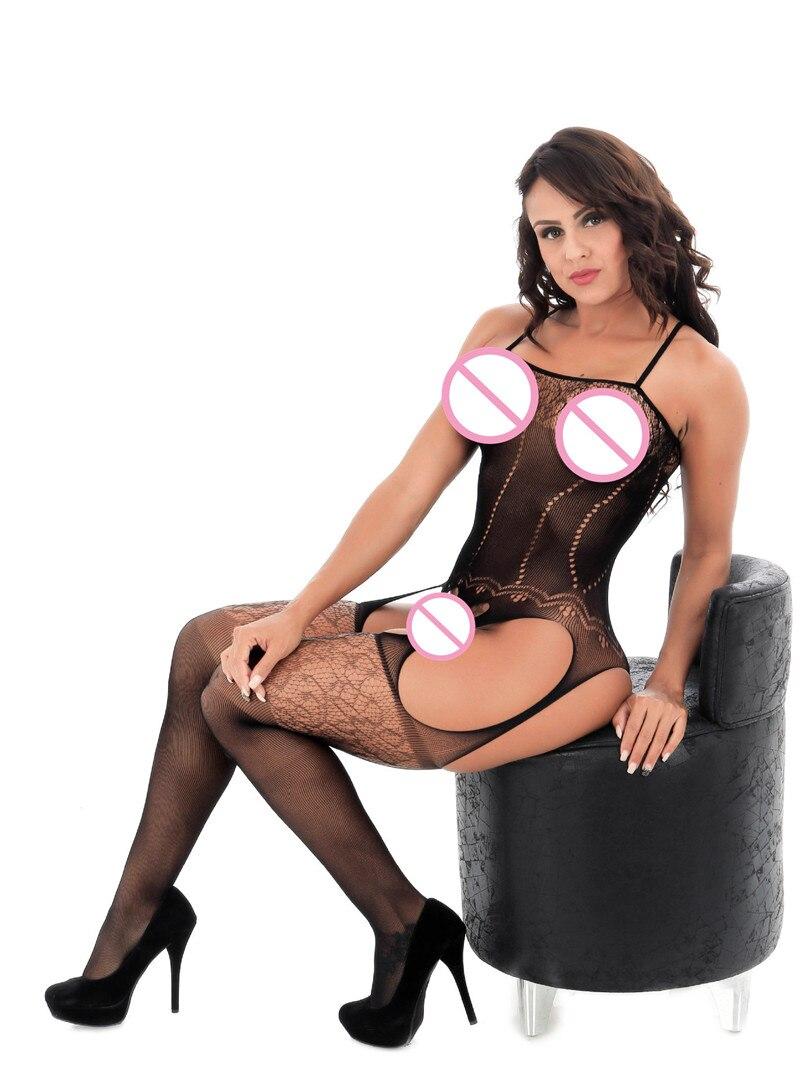 Женские эротическое нижнее белье тела костюм сексуальное женское белье Горячая чулок на теле Большие размеры костюмы для секса нижнее бель...