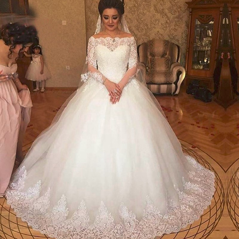 Online Buy Wholesale beautiful designer wedding dresses from China ...