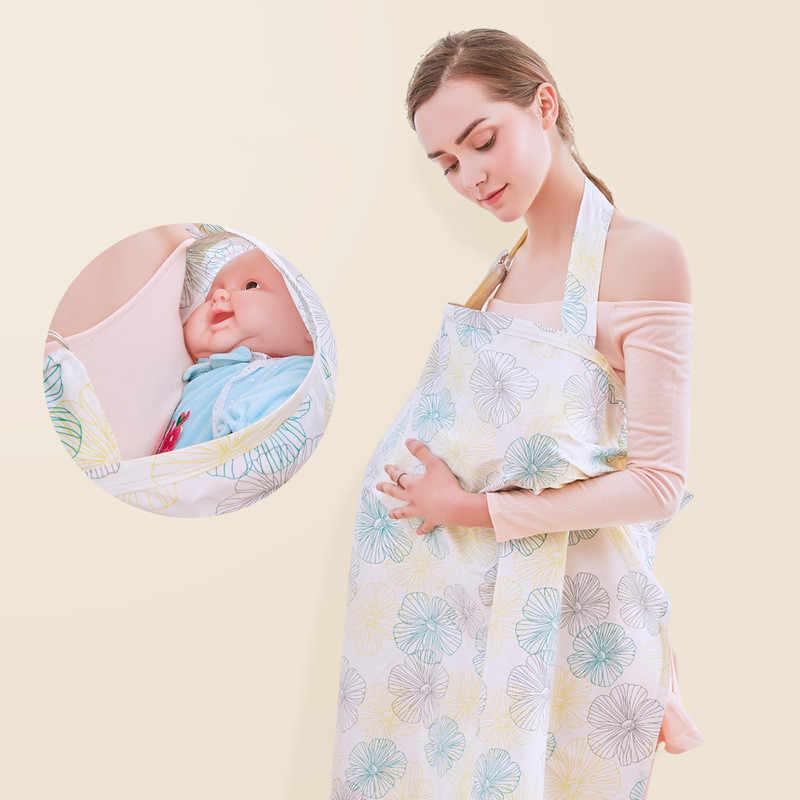 Одежда для кормления хлопок грудного вскармливания крышка кормящих покрывает шаль кормление грудью охватывает верхняя одежда Vesture Dustcoat