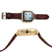สมาร์ทนาฬิกาA9 IP76กันน้ำSIM GPS 3กรัมหุ่นยนต์ดูสมาร์ทนาฬิกาโทรศัพท์กับกล้องWIFIสนับสนุนซิมการ์ดดูสมาร์ทK8 K88h
