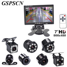 GSPSCN Car Auto Parking Assistance Night Vision Reversing Car Backup Rear View font b Camera b