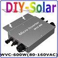 600 Вт новый микро сетевой инвертор для солнечной домашней системы MPPT функция DC 36V AC 120V Чистая синусоида Инвертор связи