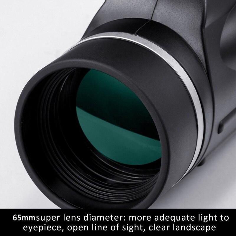 2017 Outdoor Waterproof Telescope Distance Meter Type Monocular For Hiking Travel Monocular Binoculars With Rangefinder