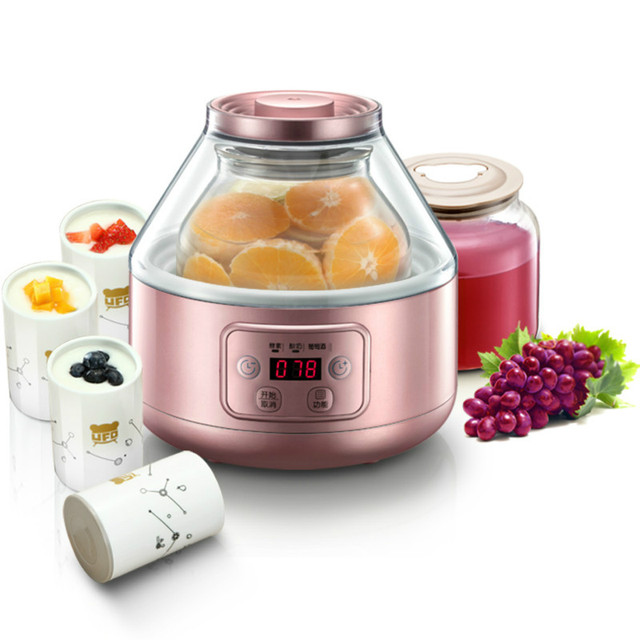 Yogurt maker euro cuisine diy yogurt maker review for Automatic yogurt maker by euro cuisine