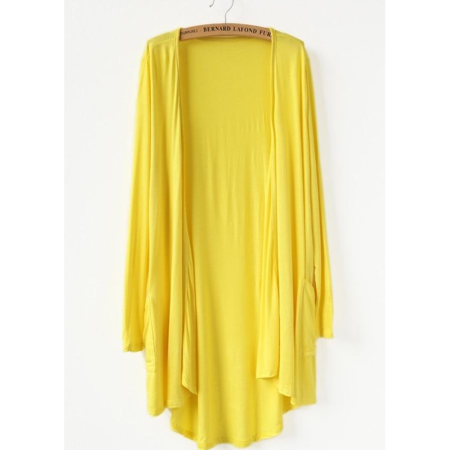 Aliexpress.com: Compre Frete grátis mulheres Oversized Cardigan ...