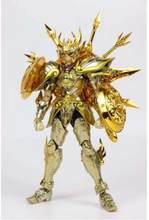 Restock saint seiya cs modelo libra ex 2.0 deus ouro alma santo deus libra go dohko metal pano
