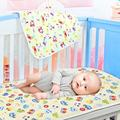 Baby Infant Diaper Nappy Urine Mat Waterproof Nursery Blanket Bedding Changing Cover Pad 30*45cm