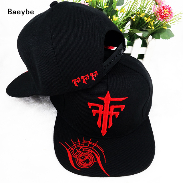 Tokyo Ghoul Fairy Tail Totoro Embroidered Cap