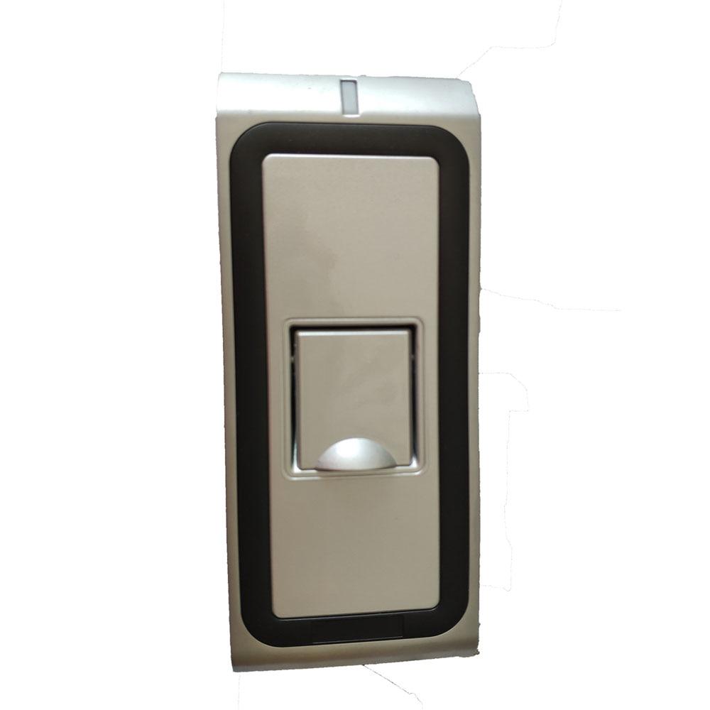 WF2 Biometric Fingerprint Door Access Control with RFID Card Reader outdoor mf 13 56mhz weigand 26 door access control rfid card reader with two led lights