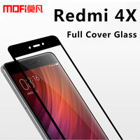 Xiaomi Redmi 4x Glass Redmi 4x Tempered Screen Protector Full Cover Mofi Xiaomi Redmi 4x 435
