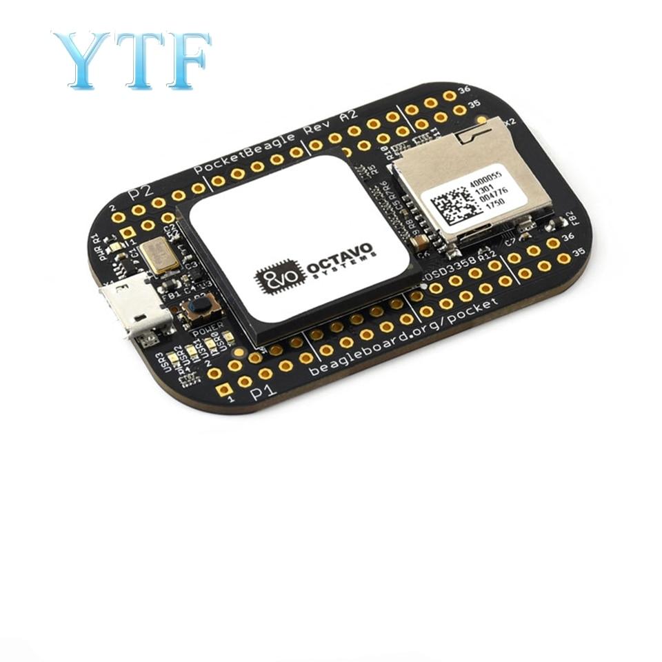 BeagleBone PocketBeagle OSD3358-SM ARM Cortex-A8 Development Board
