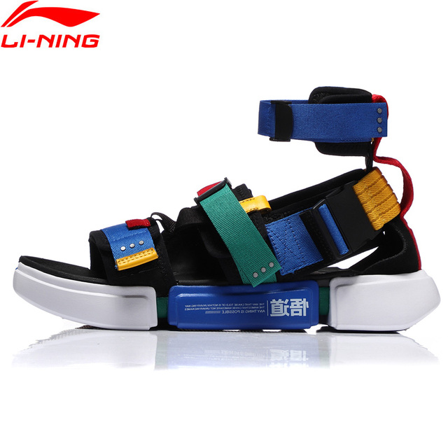 Li-Ning Men PFW ESSENCE 2.0 PLATFORM Basketball Leisure Shoes Light Wearable LiNing Sport Shoes Sneakers AGBN079 YXB221