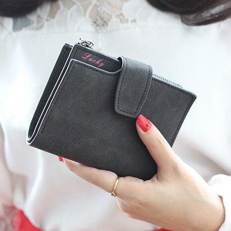 mujer femininas bolsa carteira curto Other 3 : Coin Purse